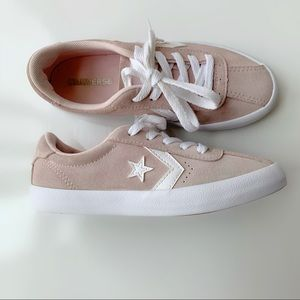 Converse Kids Pink sneakers size 13.5